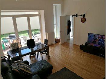 EasyWG AT - 91m² Wohnung & 45m² Garten & 13m² Terasse sucht MitbewohnerIn, Wien - 490 € pm