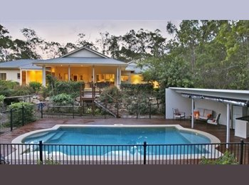 EasyRoommate AU - A lovely large executive home to share, Jindalee - $200 pw