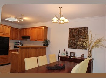 EasyRoommate AU - Share 3Bed Fully Furnished Villa in Gladesville, Mortlake - $350 pw