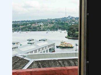 EasyRoommate AU - Harbour Foreshore Accommodation, Sydney - $300 pw