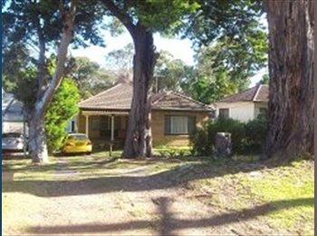 EasyRoommate AU - Two rooms, semi, unfurnished or FF, Kirrawee, great location , Miranda - $225 pw