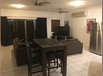 EasyRoommate AU - All Inclusive Furnished Bedroom available in North Ward, Townsville - $155 pw