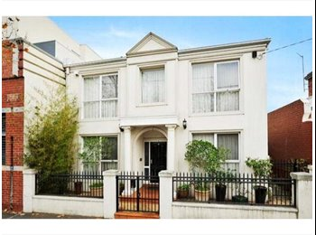 EasyRoommate AU - Best Location! Private Room Exotic Mansion from $300/w?, Collingwood - $275 pw