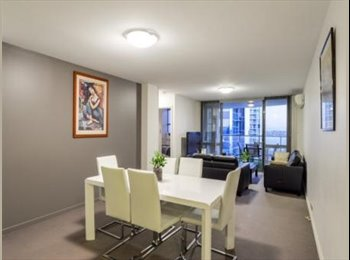 EasyRoommate AU - Large room in executive apartment, Perth - $200 pw