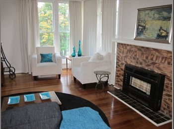 EasyRoommate AU - Large room in spacious home on the park near Deakin Burwood, Forest Hill - $250 pw