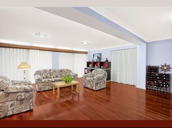 EasyRoommate AU - Room to Rent close to Parramatta CBD, Oatlands - $250 pw