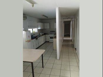EasyRoommate AU - Share Accommodation Available - 3 double sized rooms , Rockhampton - $110 pw