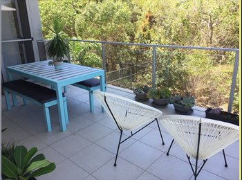 EasyRoommate AU - Room with Bathroom - Beautiful, Peaceful & Quiet apartment near beach., Sunshine Coast - $225 pw