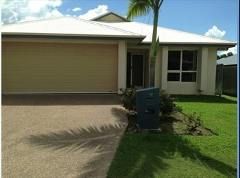 EasyRoommate AU - Master Room for rent, Douglas, 3 mins to Woolworhs, 7 mins to JCU, Cranbrook - $120 pw
