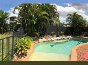 EasyRoommate AU - Tranquil resort style home on a peaceful street.  , Carina - $290 pw