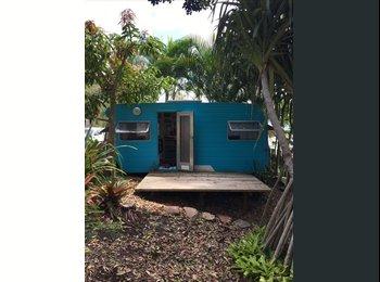 EasyRoommate AU - tinyhouse/caravan and share the main house , Eumundi - $175 pw