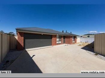 EasyRoommate AU - East Albury Townhouse Room to Rent, Albury - $160 pw
