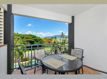 EasyRoommate AU - North Cove - Esplanade with Sea Views and Pool, Cairns - $220 pw