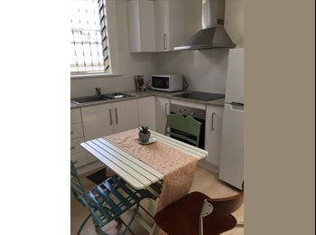 EasyRoommate AU - A large room with balcony in a renovated Terrace House , Camperdown - $350 pw