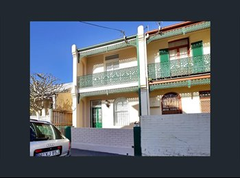 EasyRoommate AU - Light filled double room in Erskineville Terrace, Camperdown - $340 pw