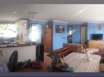 EasyRoommate AU - Granny Flat 80 Sq M @large Bedrooms, Woodbridge - $160 pw