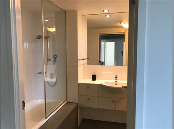 EasyRoommate AU - Fully furnished room at Roma st Parkland, Spring Hill - $300 pw