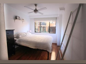 EasyRoommate AU - Master Bedroom in Surry Hills Apartment, Darlington - $400 pw