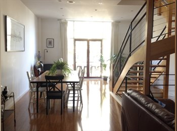 EasyRoommate AU - DOUBLE ROOM ENSUITE with SPARE ROOM and  SECURE PARKING, Collingwood - $375 pw