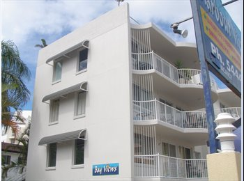 EasyRoommate AU - 1 street from Beach with views at mooloolaba, Sunshine Coast - $180 pw