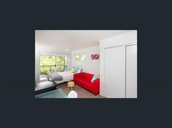 EasyRoommate AU - Fully furnished room with ensuite, inclusive of all bills, Milton - $280 pw