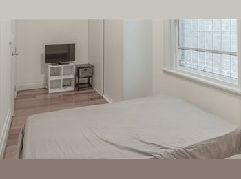 EasyRoommate AU - FULLY FURNISHED BEDROOM CLOSE TO MALL AND CENTRAL, Camperdown - $350 pw