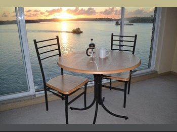 EasyRoommate AU - Amazing water views from Kirribilli apartment, Sydney - $320 pw