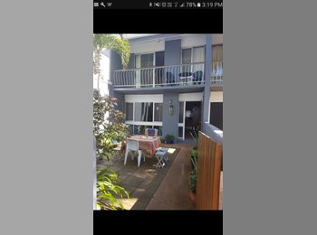 EasyRoommate AU - Flatmate wanted in middle of town, Townsville - $125 pw