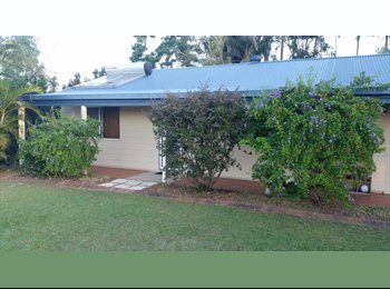 EasyRoommate AU - Clean, tiled room with built in, Sunshine Coast - $125 pw