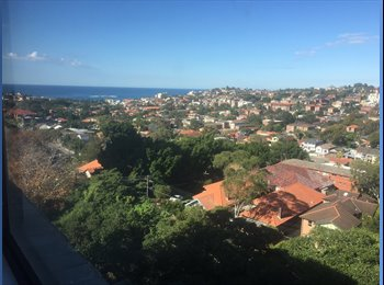 EasyRoommate AU - Large room with ocean views , Waverley - $350 pw