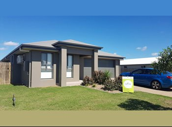 EasyRoommate AU - BRAND NEW CONDON HOME, Cranbrook - $150 pw