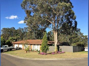 EasyRoommate AU - Friendly 3 B/D house Cranebrook, St Marys - $140 pw