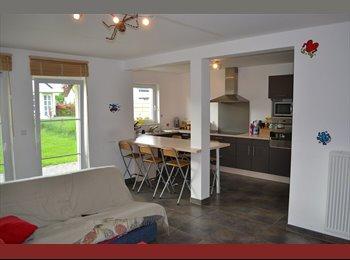 Appartager BE - Chambre ds maison à partager avec trav. frontalier, Arlon - 595 € pm