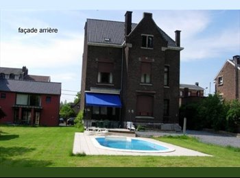 Appartager BE - maison , Oupeye - 425 € pm