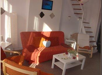 Appartager BE - Chambre meublée /wifi  , Saint Gilles Sint Gillis - 420 € pm
