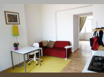 Appartager BE - Sunny Quite and enjoyable furnished Appartement, Schaerbeek Schaarbeek - 690 € pm