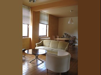 Appartager BE - Three rooms in a cosy, well equipped house, Gand - 450 € pm