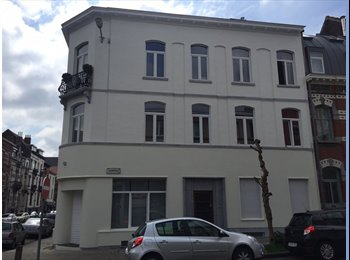 Appartager BE - Double bedroom with private bathroom! Montgomery, Woluwe Saint Lambert - Sint Lambrechts Woluwe - 520 € pm