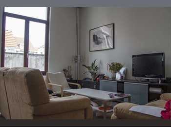 Appartager BE - Place to be : PARVIS de saint Gilles, Saint Gilles Sint Gillis - 380 € pm
