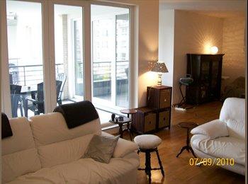Appartager BE - 2 chambres meublées disponibles, l'une le 11/07/2017 et l'autre le 04/08/2017 - 2 furnished rooms, Etterbeek - 490 € pm