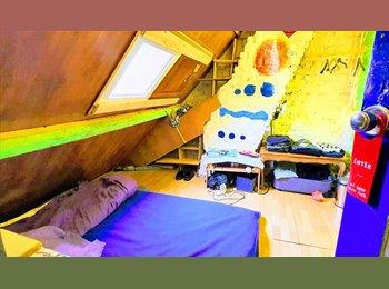 Appartager BE - Hi-Tech/Comfort House Sharing Gent (Ledeberg), Gand - 440 € pm