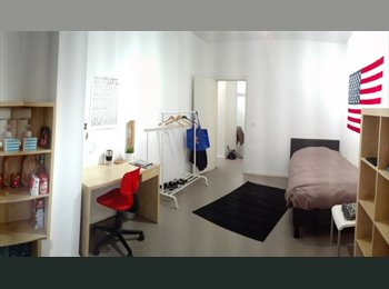 Appartager BE - ROOM 460€ all included Metro Saint Guidon,1070 BRX, Anderlecht - 460 € pm