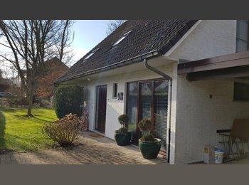Appartager BE - Dans une grande villa et tout confort  Libre en 2016 08 31, Crainhem - 450 € pm