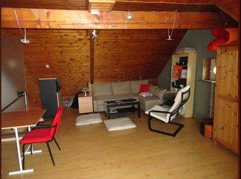 Appartager BE - Spacieux studio en duplex (1er et 2ème étage), Wavre - 550 € pm