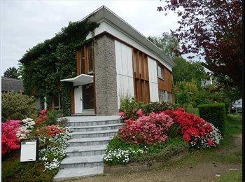 Appartager BE -  STOCKEL chambre dans villa en coloc(6), Wezembeek-Oppem - 660 € pm