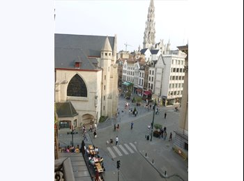 Appartager BE - A room in the heart of the city, Bruxelles - 400 € pm
