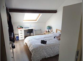 Appartager BE - GRANDE MAISON DE MAITRE TOUT CONFORT, Charleroi - 435 € pm