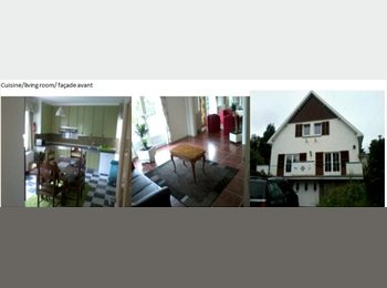 Appartager BE - Wavre / LLN Chambres à louer (à 5min d'LLN), Wavre - 360 € pm
