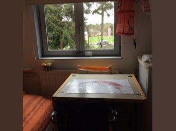 Appartager BE - CHAMBRE  a  LLNEUVE à 10' des gares ( train bus ) , Louvain-la-Neuve - 400 € pm