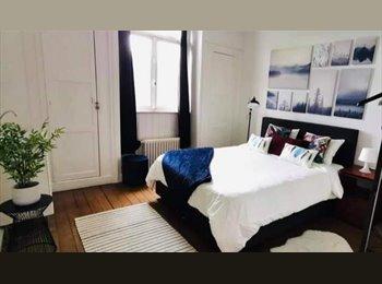 Appartager BE - maison de caractère non loin de ULB et parlement européen , Auderghem-Oudergem - 620 € pm
